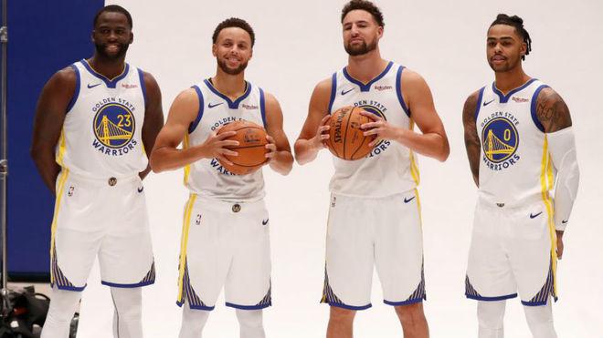 Los nuevos Warriors mandan un aviso: «Sería estúpido no tenernos en cuenta»