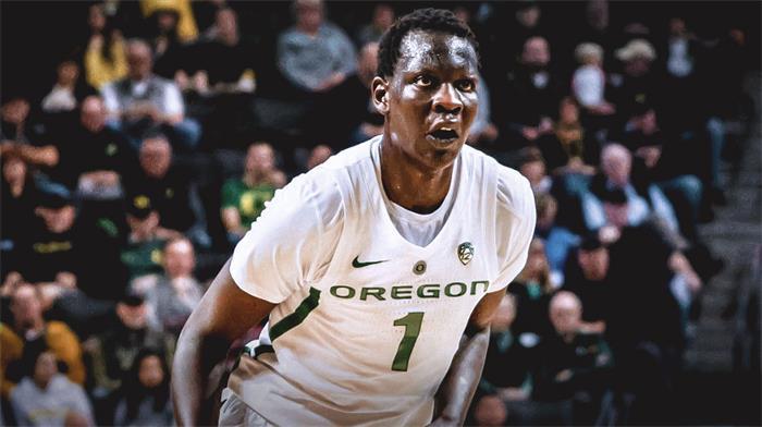 NBA  Los 2,34 de envergadura de Bol Bol ya brillan en la liga de desarrollo de la NBA